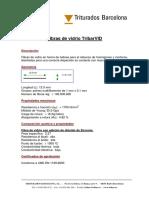 Ficha Descripci n y Uso Fibra de Vidrio