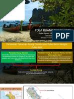 Zonasi Pulau Sipora Kabupaten Mentawai