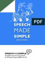 SpeechMadeSimple