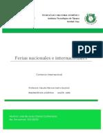 Ferias 2017-2018