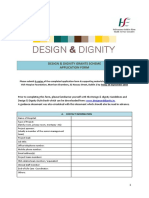 Application Form Round