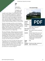 Vierendeel Bridge - Wikipedia, The Free Encyclopedia Copy