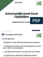 Advance Excel Presentation.ppt