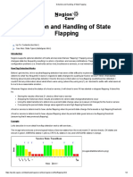 Detection and Handling of State Flapping