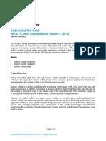 PSS Sodium Sulfide 164363