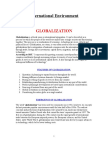 10060684 Globalization Notes