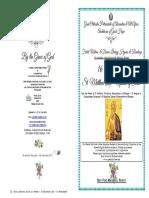 2017 -16 Nov - St Matthew Levi- Festal Matins & Div Lit Hymns