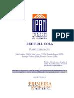Plano de Produto Red Bull Cola