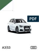 Audi A3 Brochure