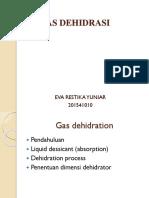 Gas Dehidrasi