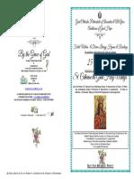 2017 -25 Nov - St Catherine & Apodosis Entry- Festal Matins & Div Lit Hymns