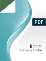 Firenor (Offshore) - Consilium Company