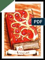 Cartas de Artefactos a4 Hero Quest