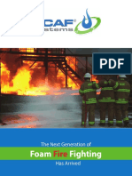 ACAF Fire Fighting Brochure