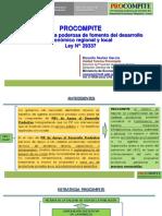 Guía - PROCOMPITE
