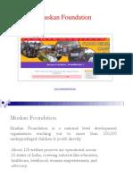 Muskan Foudation Delhi India | List of Best NGO in India | Best NGOs in Delhi