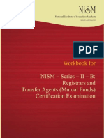 NISM AMFI (Mutual Fund) Exam Module