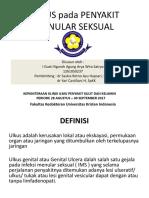 Ulkus Pada Penyakit Menular Seksual
