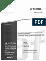 NF en 13230-1 Traverses_Prescription Generales_septembre 09