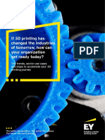 Ey 3d Printing Report