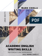 Academic English Writing Skills - Reference and Workbook