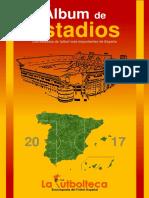 Álbum de Estadios 2017