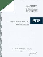 PSICOMOTRICIDADE I - Apostila Parte I.pdf