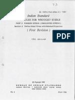 IS . 1570 (Part -2-Sec 2) -1987