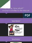 Anchor Activities
