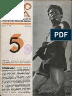 Nuestro Cinema. 10-1932