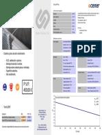 Grupo Unisolar - Ficha Técnica y Tarifas - Unisol 60 Plus