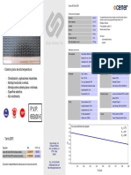 Grupo Unisolar - Ficha Técnica y Tarifas - Unisol 90 ClimaTIM