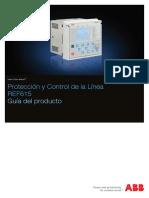 REF615_Proteccion y Control de Linea-pg_756685_ESe