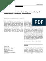 Multidiciplinary Diabetes 2004