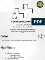 Refreshing Mikosis