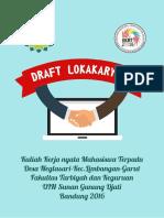Draft Lokakarya 1