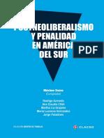 Postneoliberalismo y legalidad en America del Sur - Sozzo