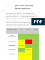 BTC Proyecto Impuesto Monedas Digitales - OnG Bitcoin Argentina