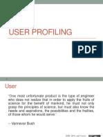 7.User Profiling