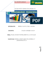 Contabilidad de Instituciones Financieras II Borda