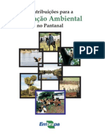 Contribuições para a Educação Ambiental no Pantanal