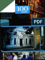 Centenario de La Biblioteca Popular Posadas