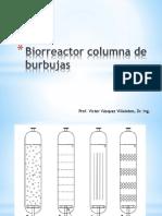 2 Biorreactor Columna de Burbujas