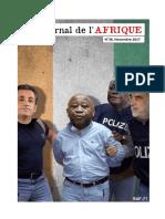Journal de l'Afrique n°36