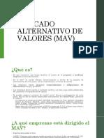 Resumen MAV