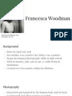 francesca woodman by cc balli