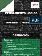 Pensamiento Logico - Reparto Prop