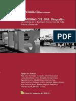 Memorias Del Bim 1 Edicion PDF