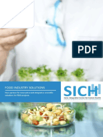 SICHH Foodtech Brochure