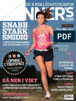 Runner's World nummer 8, 2010
